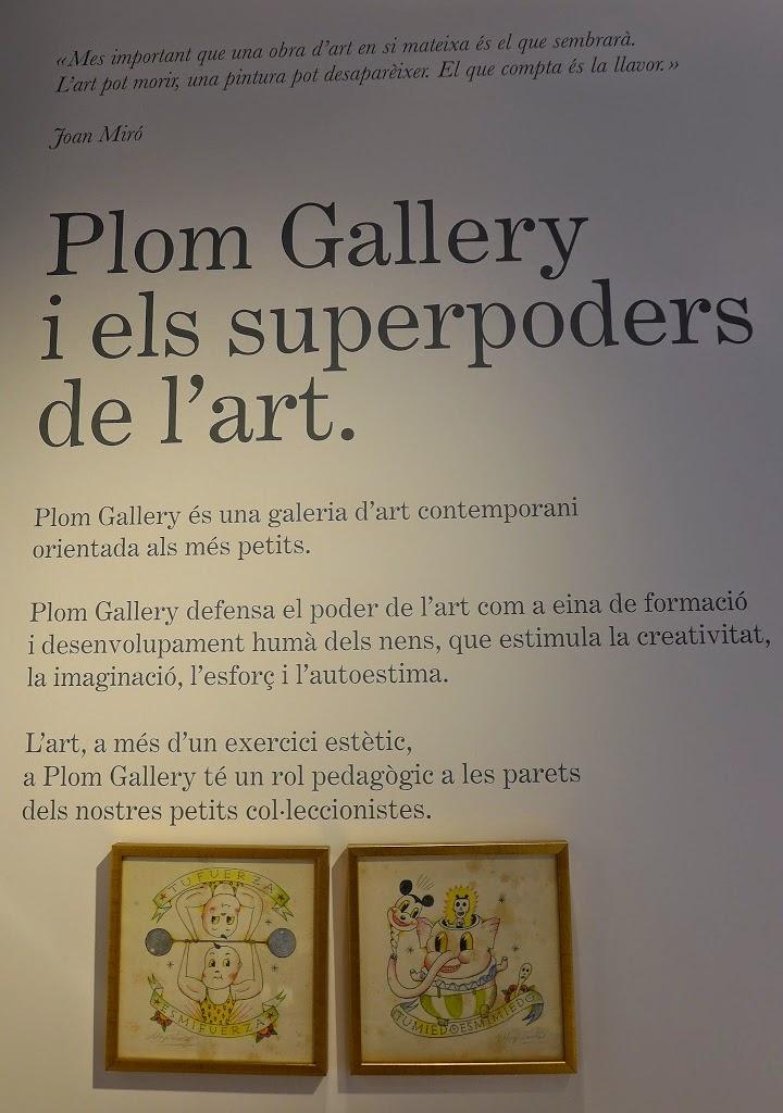 "Abril 2015: ""Plom Gallery"""