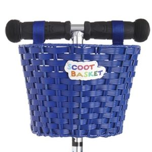 Cesta patinete – BLUE