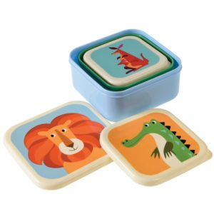 Lunchbox set Creatures
