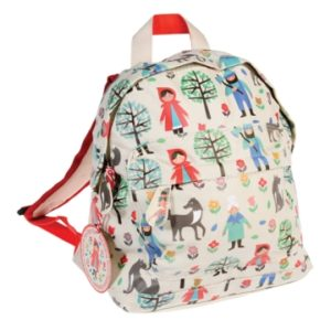 Mochila Red Riding Hood
