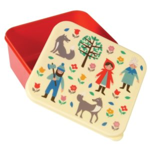 Red Riding Hood LUNCH BOX