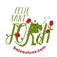 Sant Jordi 2018 – Bateau Lune