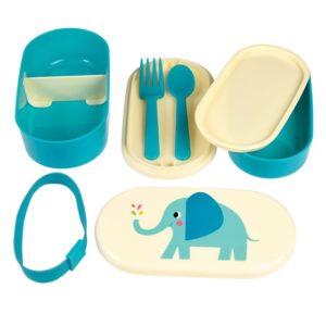 Bento Box Elephant