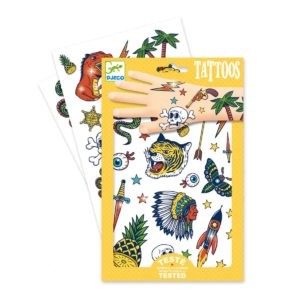Tattoos DJECO – Singapore