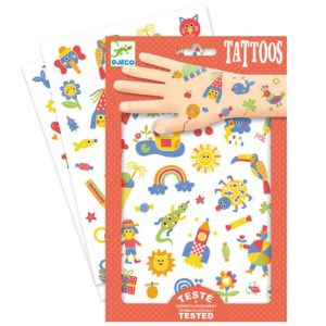 Tattoos DJECO – So cute