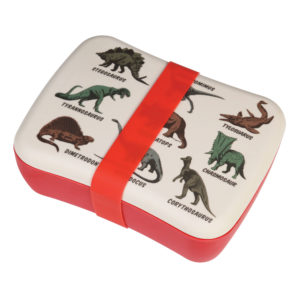 Lunch box bambú PREHISTORIC LAND