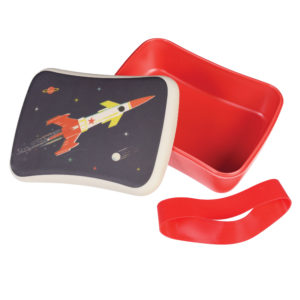 Lunch box bambú SPACE AGE