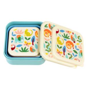 Lunchbox set Wild Wonders