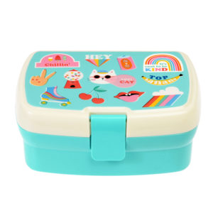 Lunchbox con bandeja – BANANA – NEW!