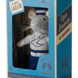 Mouse Sailor (La Casa de los Ratones) – NEW!