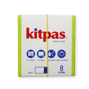 Ceras ecológicas – 8 colores KITPAS (bloques) – NEW!