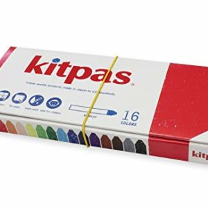 Ceras ecológicas – 16 colors medium KITPAS – NEW!
