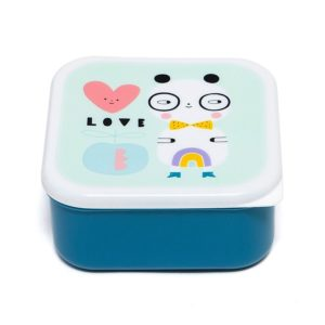 Lunchbox set Panda love – NEW!