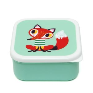 Lunchbox set ANIMALS