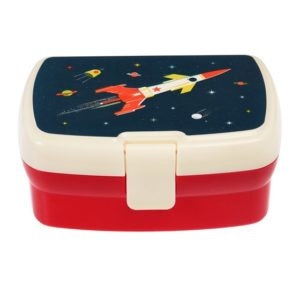 Lunchbox con bandeja – SPACE – NEW!